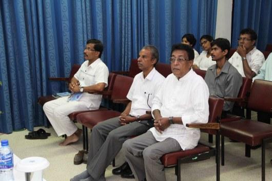 Sati Pasala Introduction at Sri Lanka Foundation Institute