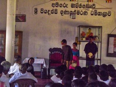 Sati Pasala Program at Sri Piyadassi Dhamma School, Kelimune, Mahakeliya (Kurunegala) (13)