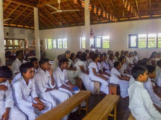 Sati Pasala Program at Sri Piyadassi Dhamma School, Kelimune, Mahakeliya (Kurunegala) (15)