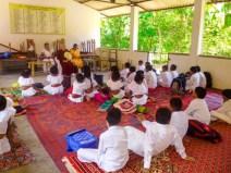 Sati Pasala Program at Sri Piyadassi Dhamma School, Kelimune, Mahakeliya (Kurunegala) (19)