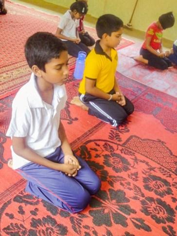Sati Pasala Program at Sri Piyadassi Dhamma School, Kelimune, Mahakeliya (Kurunegala) (31)