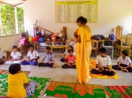 Sati Pasala Program at Sri Piyadassi Dhamma School, Kelimune, Mahakeliya (Kurunegala) (34)