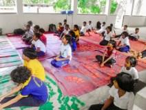 Sati Pasala Program at Sri Piyadassi Dhamma School, Kelimune, Mahakeliya (Kurunegala) (38)
