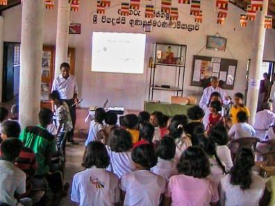 Sati Pasala Program at Sri Piyadassi Dhamma School, Kelimune, Mahakeliya (Kurunegala) (4)