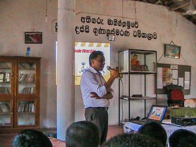 Sati Pasala Program at Sri Piyadassi Dhamma School, Kelimune, Mahakeliya (Kurunegala) (5)