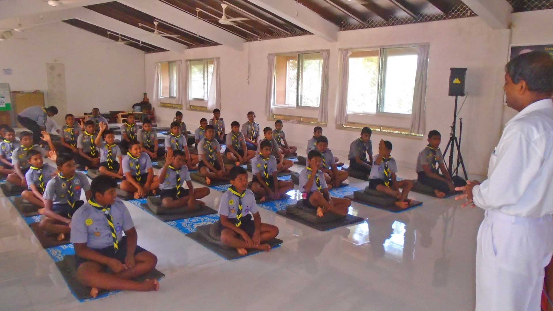 Sati Pasala for Scouts - Gampaha District