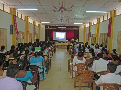 Sati Pasala moves to the Northern Province - Vavuniya (6)