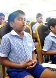 Sati Pasala visits Vidura College Primary on the 22nd & 28th September 2017 (13)