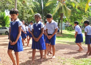 Sati Pasala visits Vidura College Primary on the 22nd & 28th September 2017 (19)