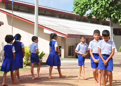 Sati Pasala visits Vidura College Primary on the 22nd & 28th September 2017 (21)