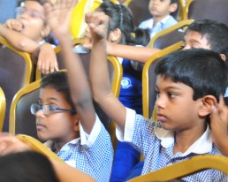 Sati Pasala visits Vidura College Primary on the 22nd & 28th September 2017 (7)