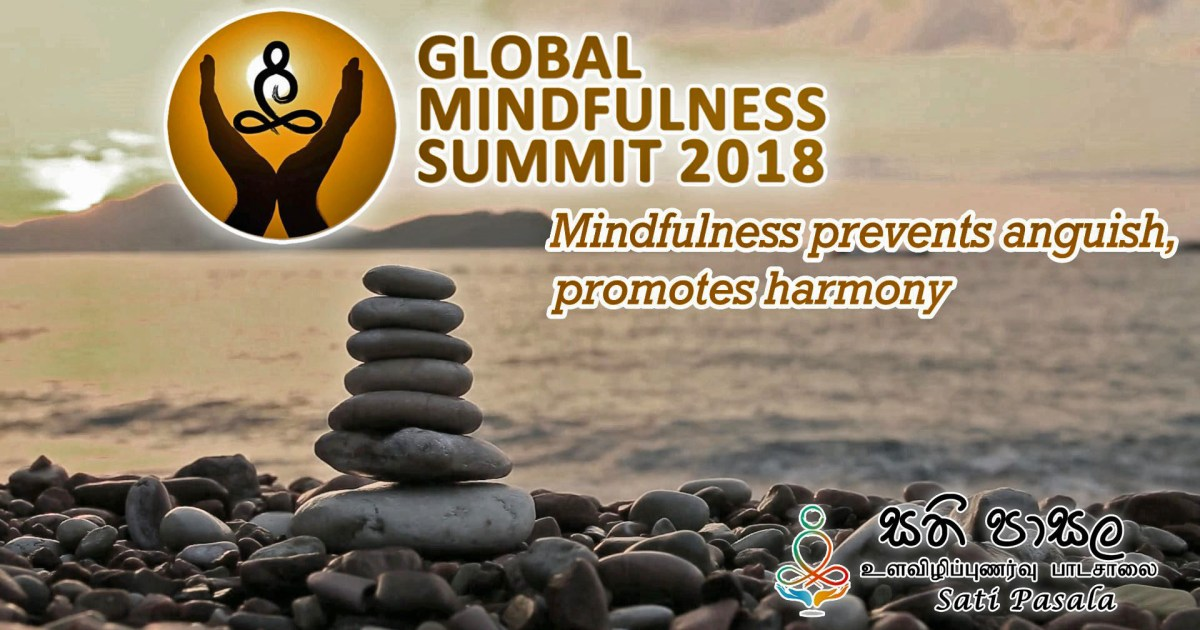 Introduction to the Global Mindfulness Summit 2018