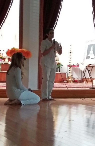 Sati Pasala Introductory program at Toronto, Canada