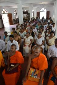Sati Pasala Mindfulness Programe for Principals and Teachers of Southern Province (11)