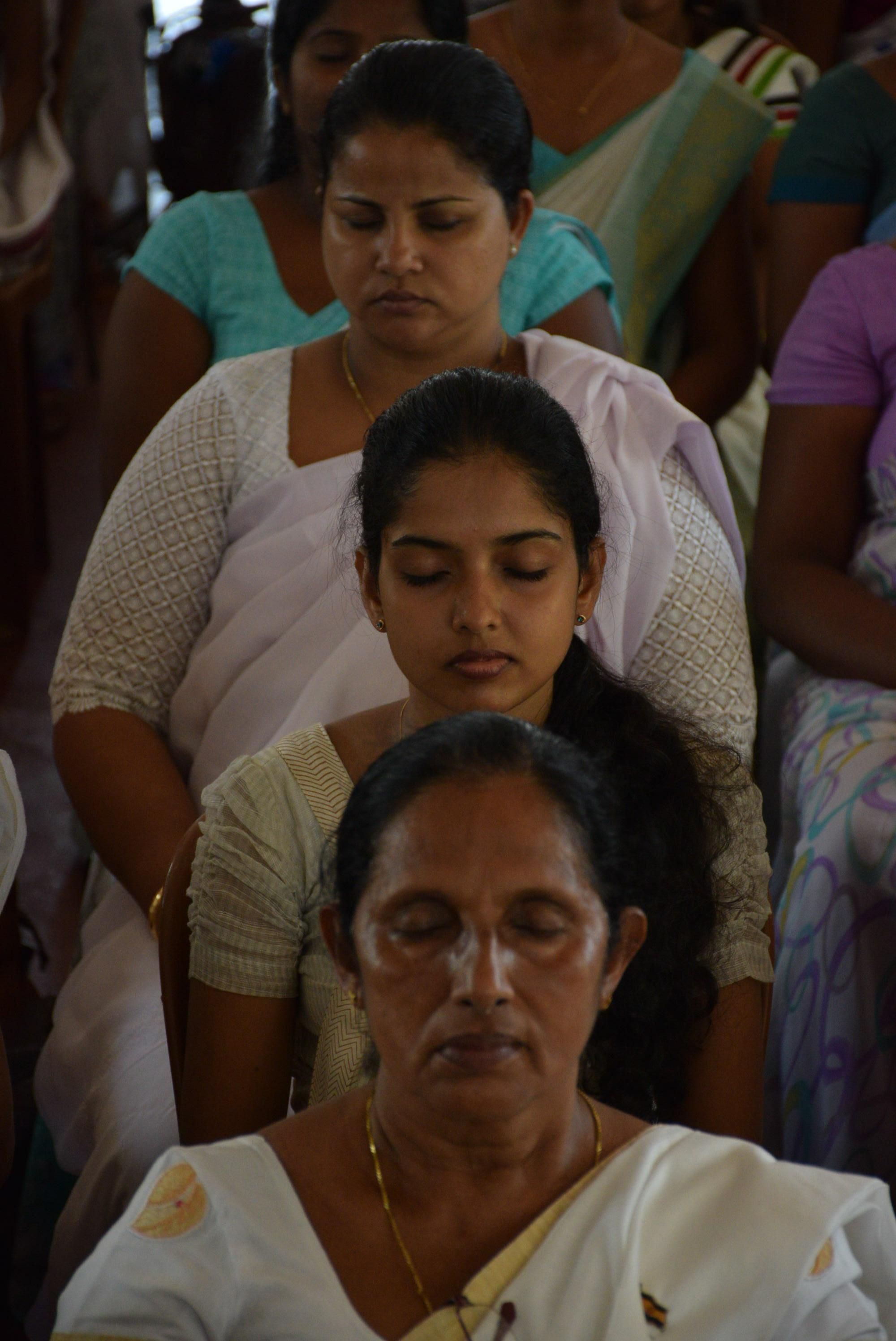 Sati Pasala Mindfulness Programe for Principals and Teachers of Southern Province (13)