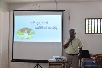 Sati Pasala Mindfulness Programe for Principals and Teachers of Southern Province (18)