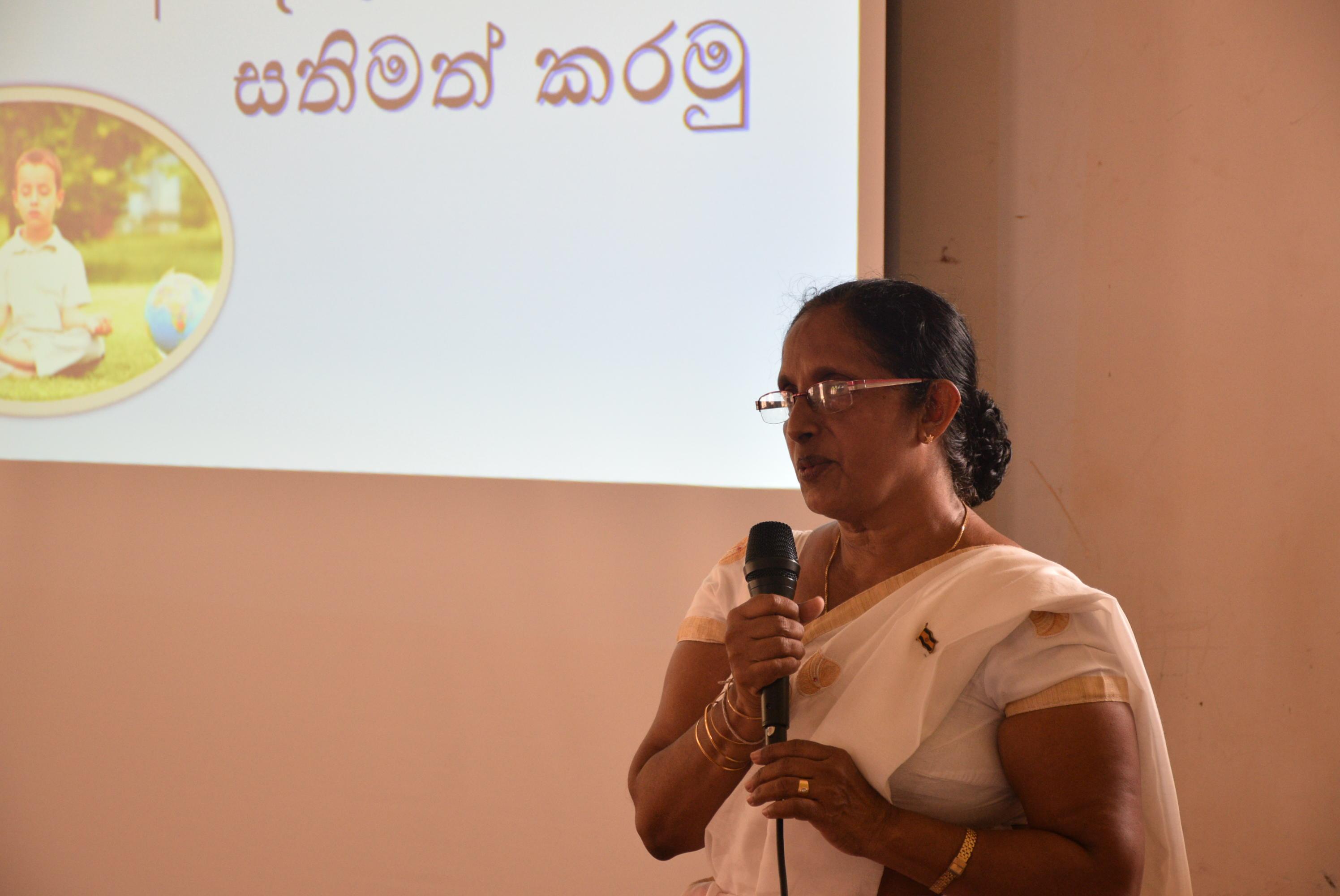 Sati Pasala Mindfulness Programe for Principals and Teachers of Southern Province (19)