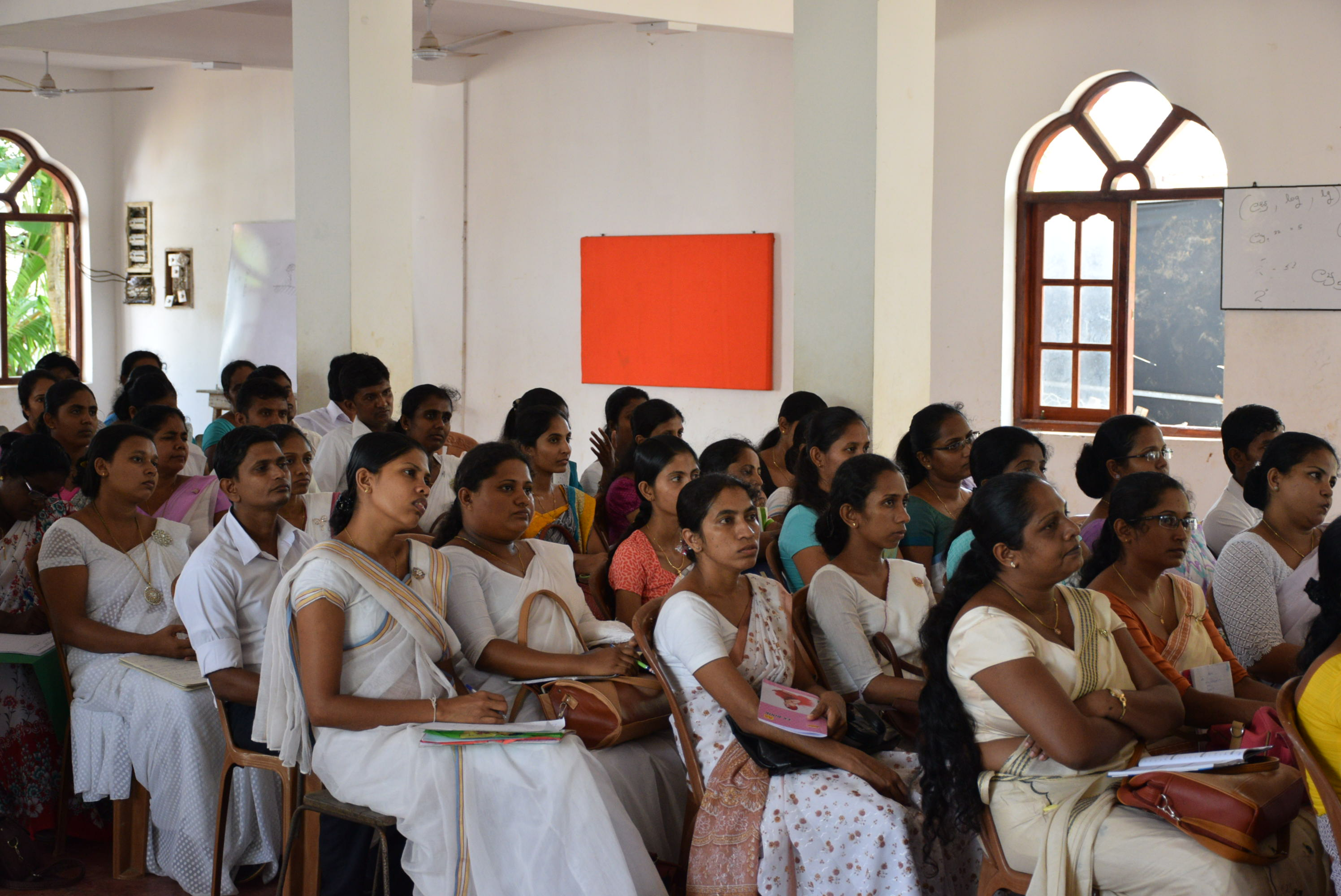 Sati Pasala Mindfulness Programe for Principals and Teachers of Southern Province (7)