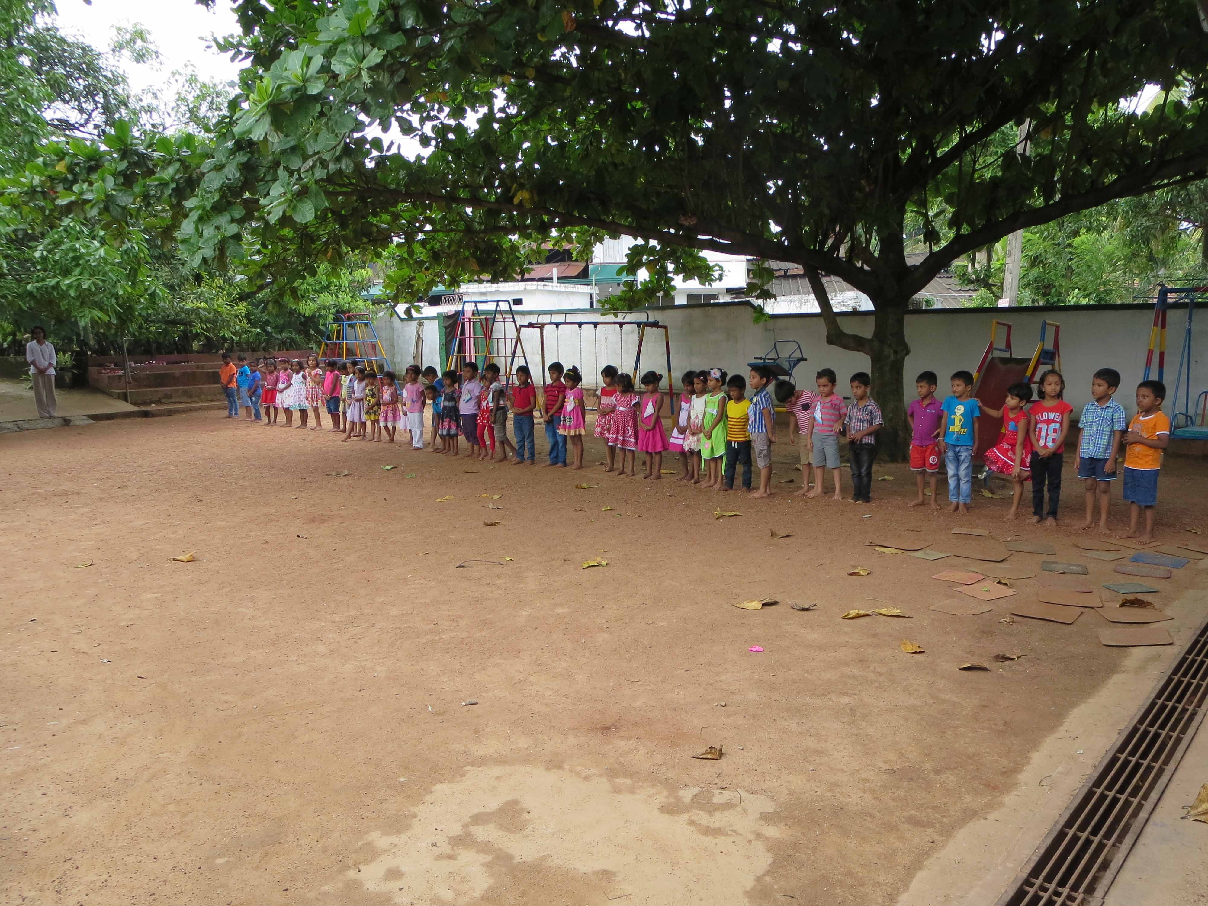 Sati Pasala Mindfulness Training Program for Visaka Pre-School Kadawatha (19)
