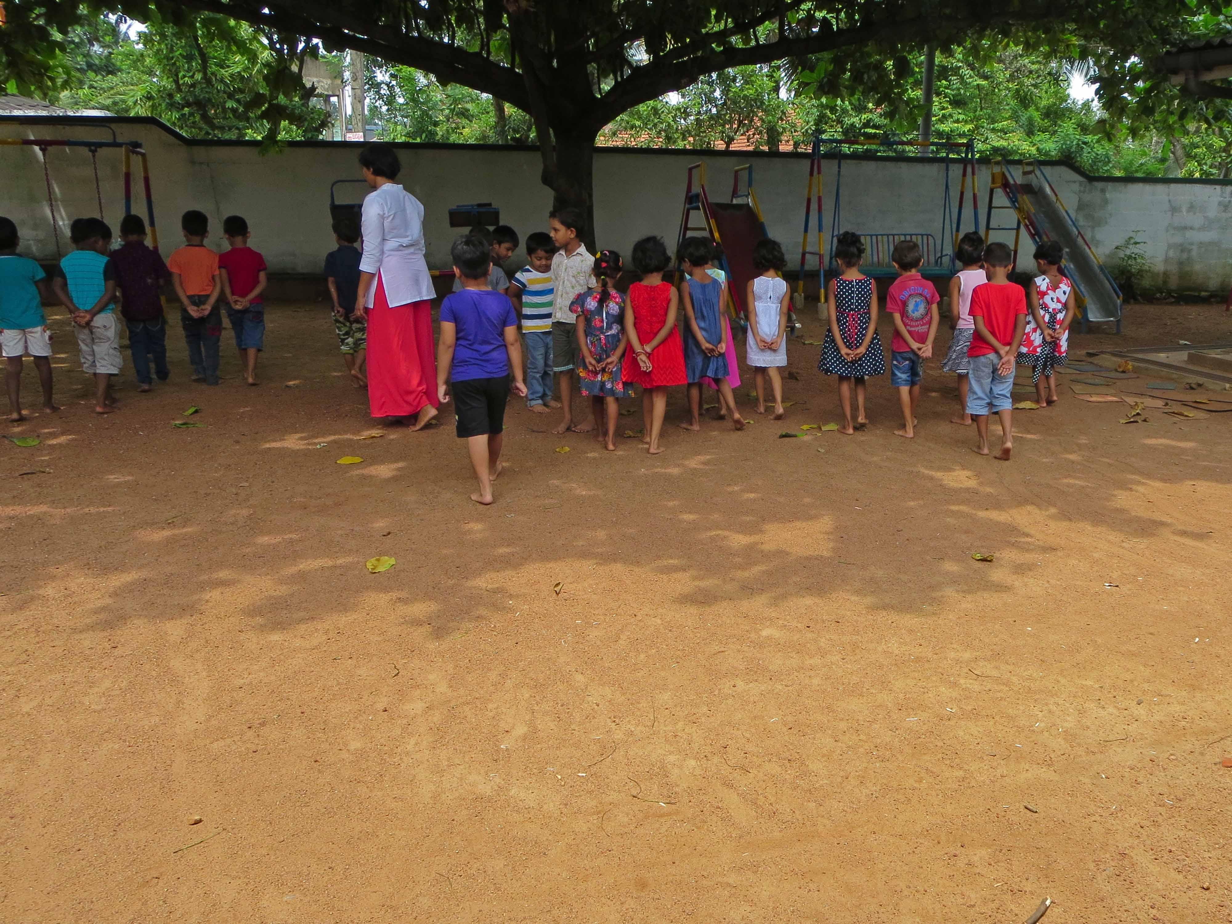 Sati Pasala Mindfulness Training Program for Visaka Pre-School Kadawatha (30)