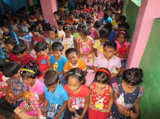 Sati Pasala Mindfulness Training Program for Visaka Pre-School Kadawatha (4)
