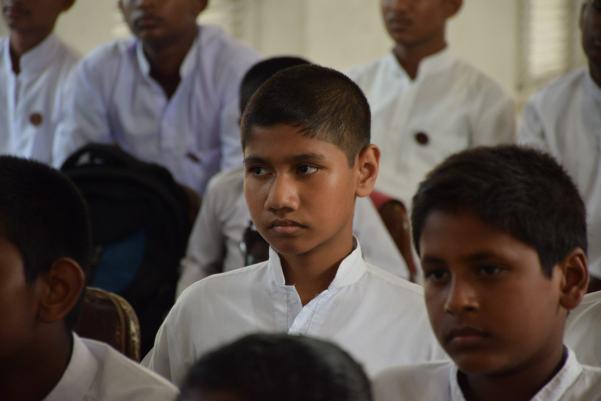 Sati Pasala Mindfulness program at Gangaramaya Temple (12)