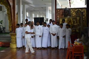 Sati Pasala Mindfulness program at Gangaramaya Temple (13)