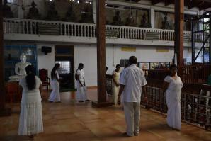 Sati Pasala Mindfulness program at Gangaramaya Temple (15)
