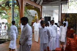 Sati Pasala Mindfulness program at Gangaramaya Temple (16)