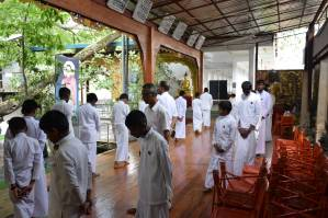 Sati Pasala Mindfulness program at Gangaramaya Temple (17)