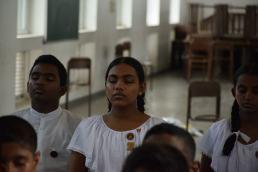 Sati Pasala Mindfulness program at Gangaramaya Temple (23)