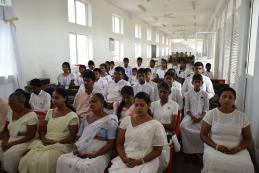 Sati Pasala Mindfulness program at Gangaramaya Temple (24)