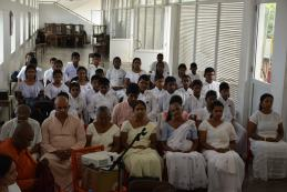 Sati Pasala Mindfulness program at Gangaramaya Temple (26)