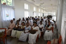 Sati Pasala Mindfulness program at Gangaramaya Temple (7)