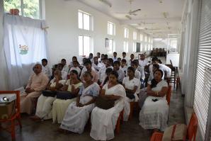 Sati Pasala Mindfulness program at Gangaramaya Temple (7)