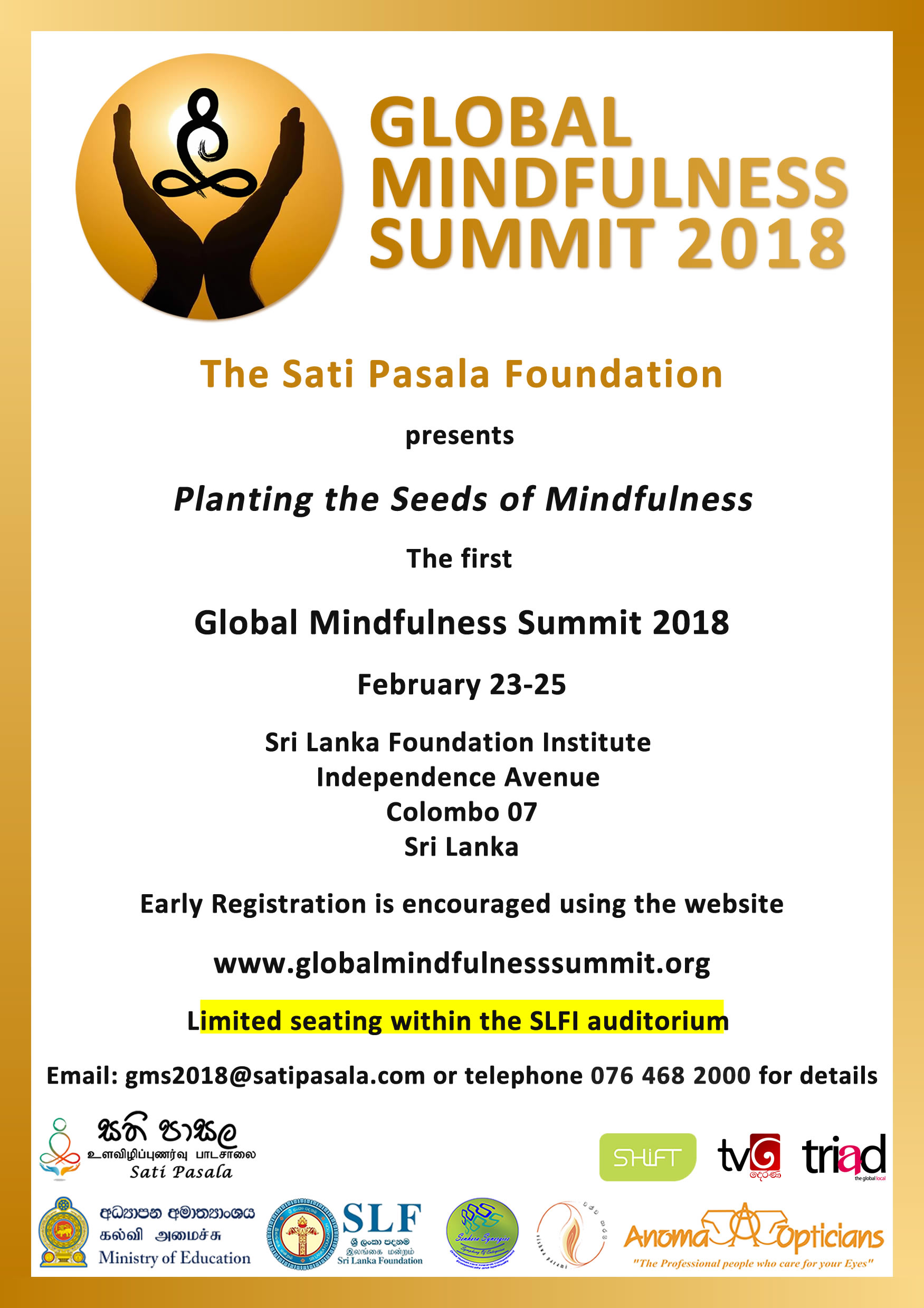 The Global Mindfulness Summit