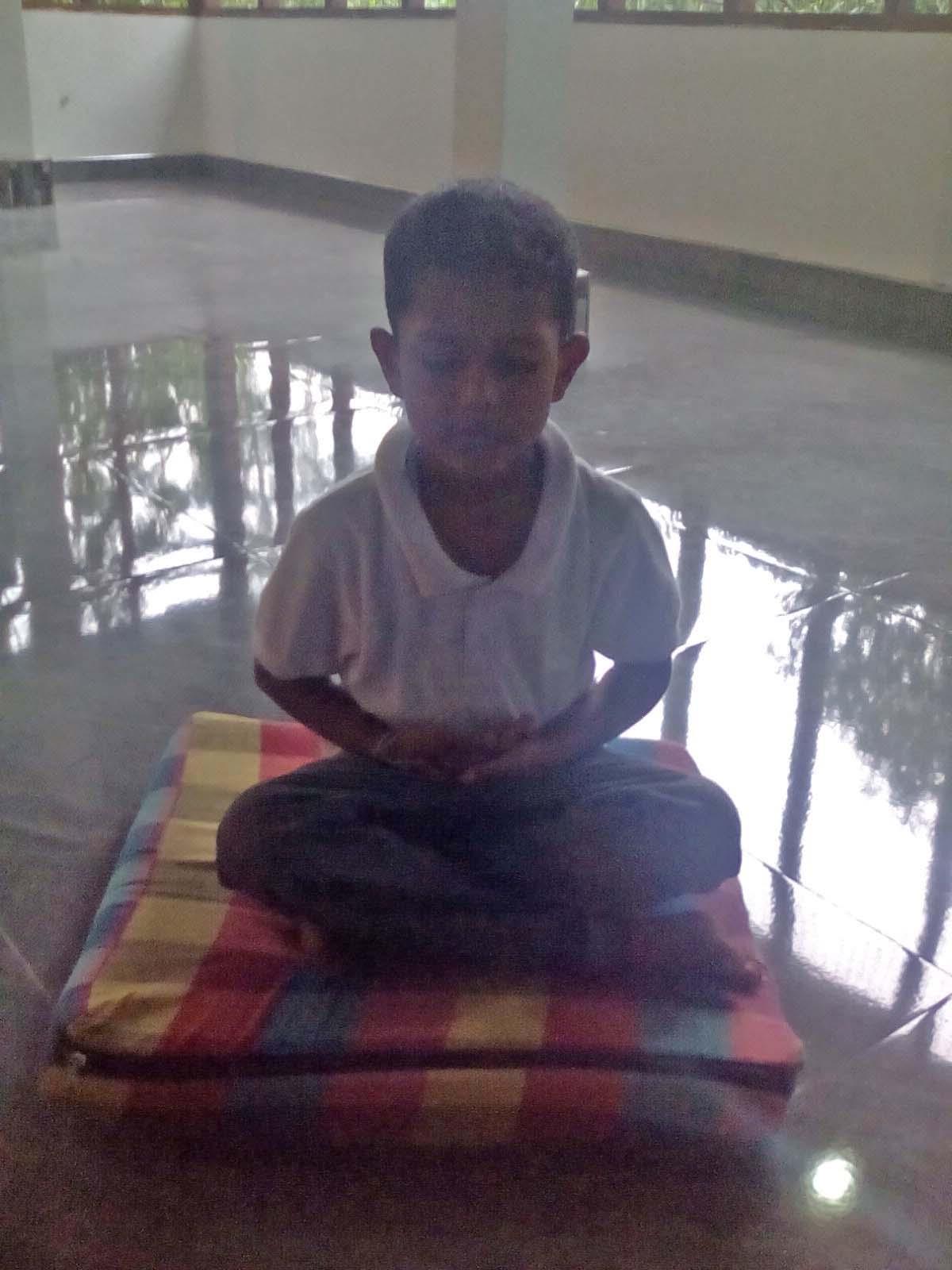 The Sati Pasala Mindfulness program held at Bandarawela