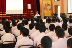 Introduction of Sati Pasala to a few schools in Balangoda (21)