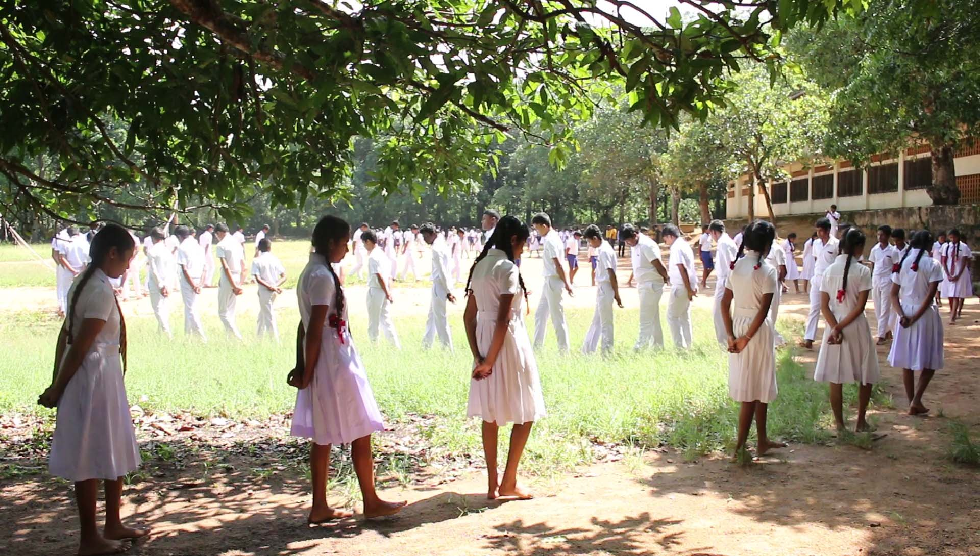 Introduction of Sati Pasala to a few schools in Balangoda (3)