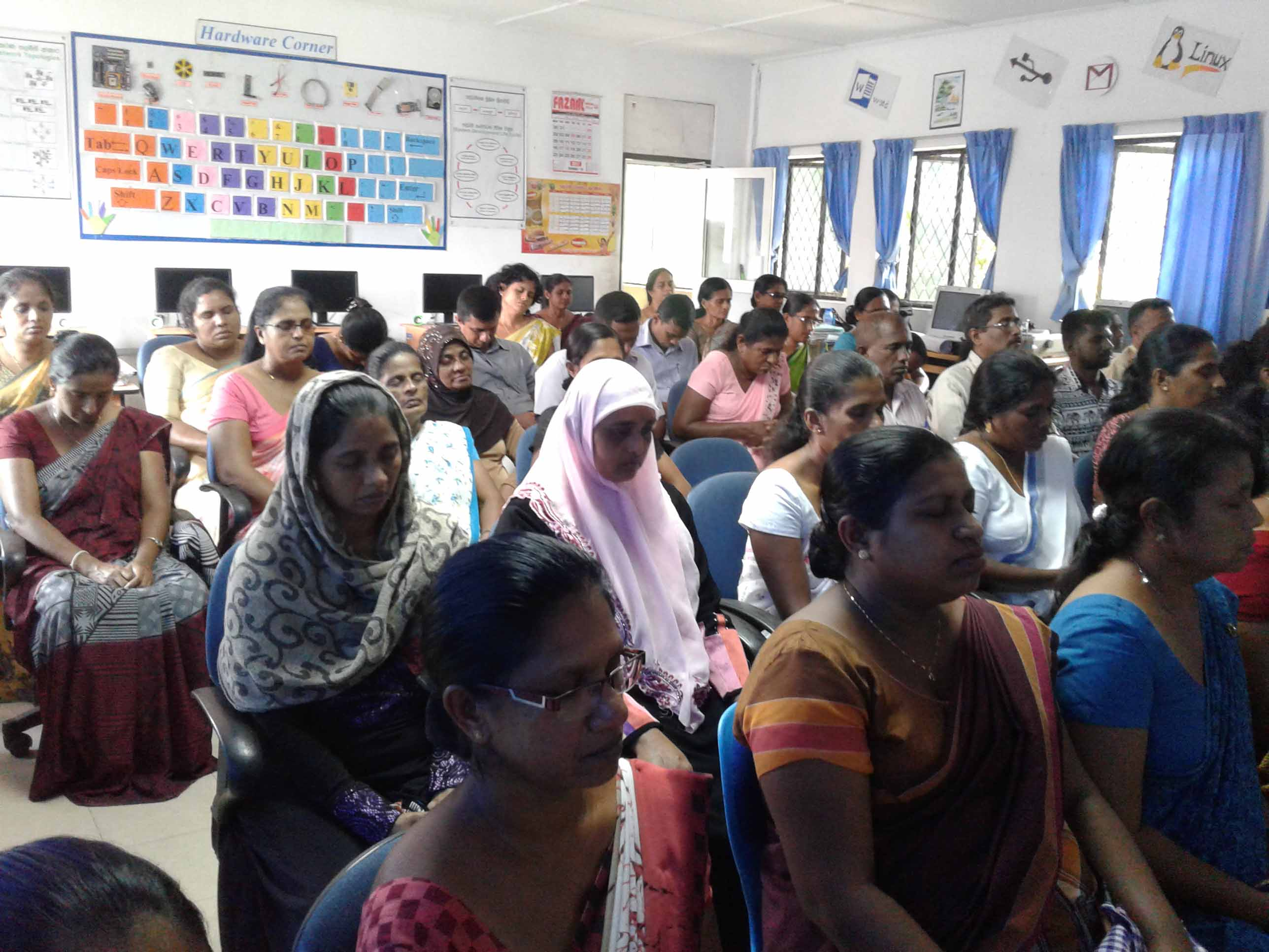 Sati Pasala awareness program conducted at SUDARMA VIDYALAYA, Galle (3)