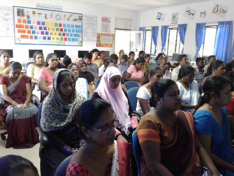 Sati Pasala awareness program conducted at SUDARMA VIDYALAYA, Galle (3)