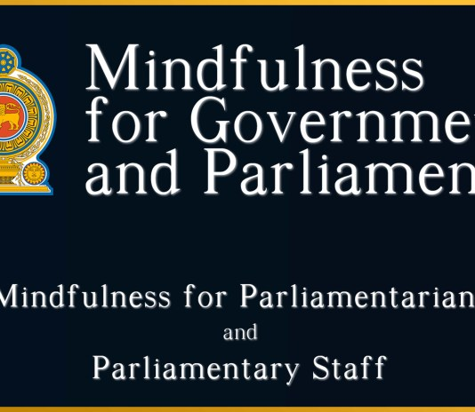 Sati Pasala - Mindfulness for Parliament