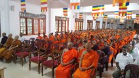 Sati Pirivena Introduction Programme at Mahavihara Maha Pirivena - Asgiriya, Kandy (10)