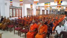 Sati Pirivena Introduction Programme at Mahavihara Maha Pirivena - Asgiriya, Kandy (10)