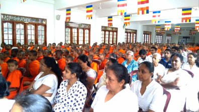 Sati Pirivena Introduction Programme at Mahavihara Maha Pirivena - Asgiriya, Kandy (2)