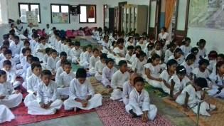The Introduction of 'Sati Pasala' to the University Sarasavi Daham Pasala at Peradeniya University Viharaya. (6)