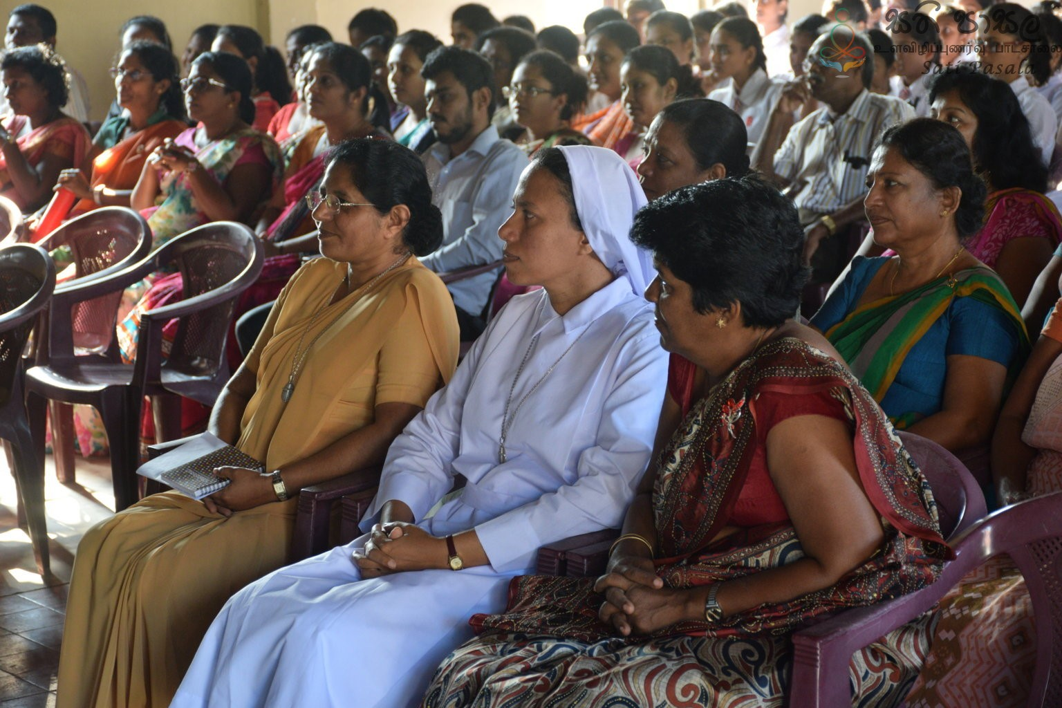 Mindfulness Program at Holy Family Convent, Kaluthara (12)