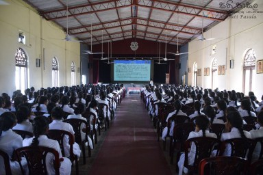 Mindfulness Program at Holy Family Convent, Kaluthara (14)