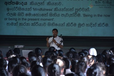 Mindfulness Program at Holy Family Convent, Kaluthara (16)