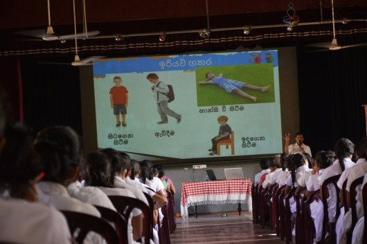 Mindfulness Program at Holy Family Convent, Kaluthara (20)